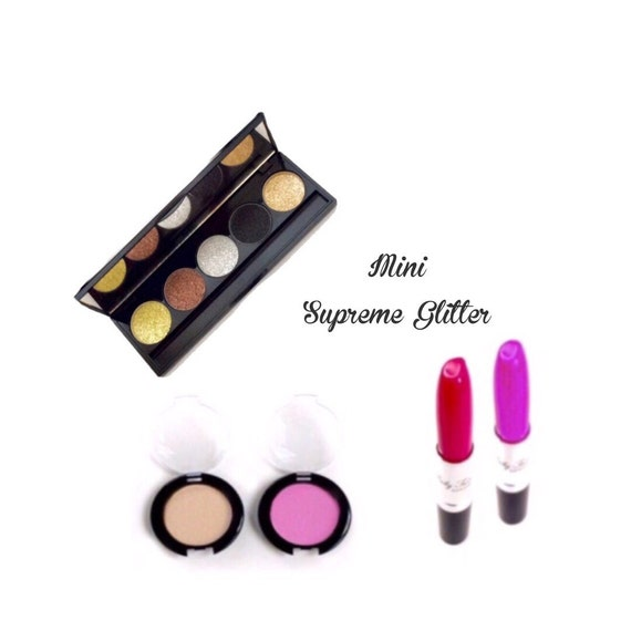 MINI SUPREME GLITTER Makeup Kit Play Makeup Baby by ...