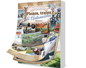 The Little Book of Planes, Trains & Automobiles