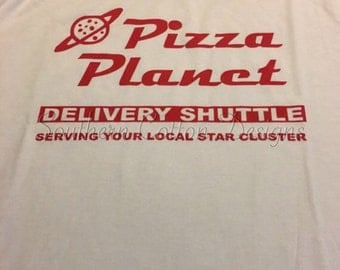 Pizza Planet Tshirt