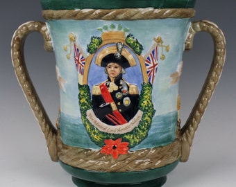 """Royal Doulton Loving Cup """"The Nelson"""""""