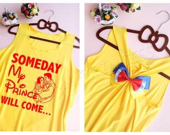 Snow White Princess Disney shirts :Disney tank tops /Disney tank top /Disney shirts for women/Disney shirts for kids / Disney family shirts