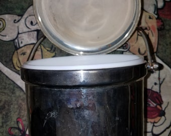 Towle Silversmith Insulated Ice Bucket