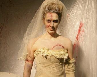 Corpse Bride Costume Set Size 36/38