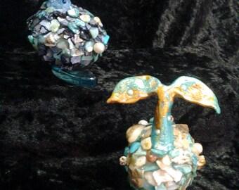 Hatching Mermaid Eggs