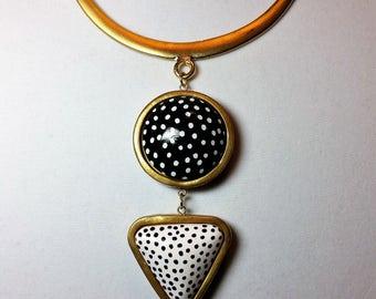 Dottie Multi-Pendant Necklace