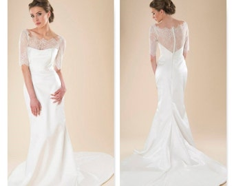 ANGELINE Bridal Sample Gown by COCOE VOCI