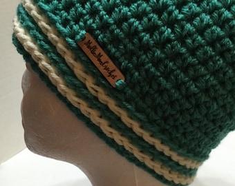 Crochet Ponytail Hat, Ponytail Beanie, Messy Bun Hat, Messy Bun Beanie