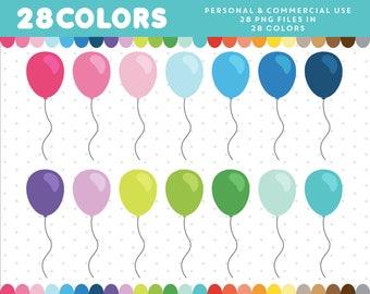 Balloon clipart, Balloons clipart, Party clipart, Birthday clipart, Balloon clip art, Balloon icon, Birthday icon, Balloons icon, CL-652
