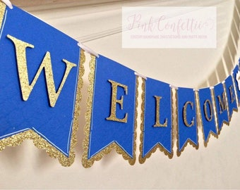 Royal Prince babyshower / birthday banner / party banner