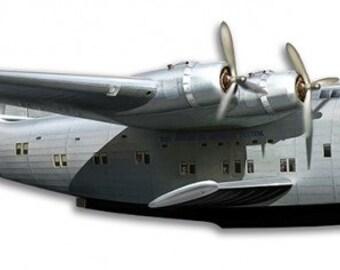 Clipper Airplane