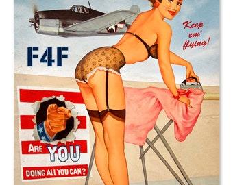 Wildcat F4F - Large