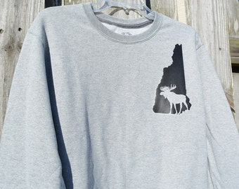 Men's Small New Hampshire Sweatshirt