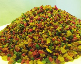 Multi-colored Frankincense Resin Tears Dried For Crafting, Incense or Soaps