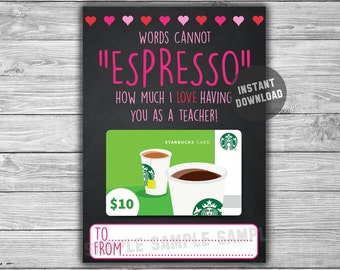 Stabucks Gift Card Etsy