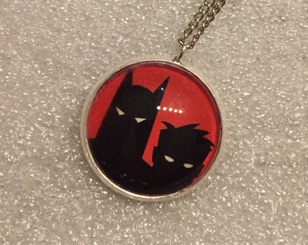 Necklace Batman & Robin