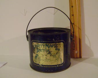 Early Purity Maple Butter Tin