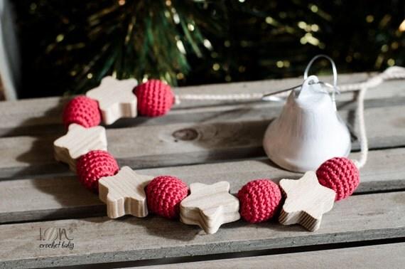 Christmas Nursing Necklace