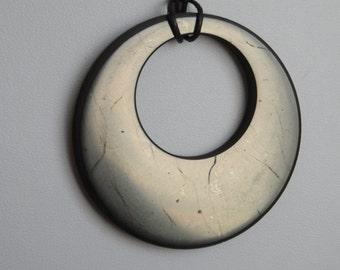 Shungite pendant, Shungite in handmade,  Shungite Jewelry