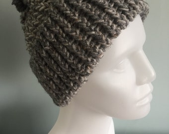 Warm Knit Hat - Benefits Cystic Fibrosis Foundation