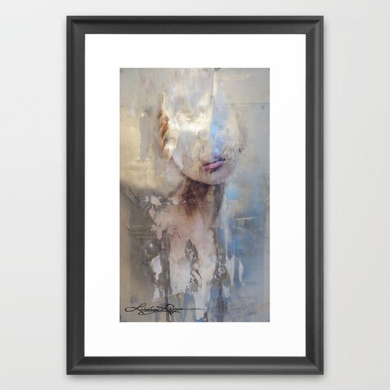Beautiful Mind - Framed Paper Print