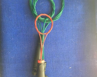 Wire cable ass beaters - discipline for naughty submissives by discening Dommes and Dominants