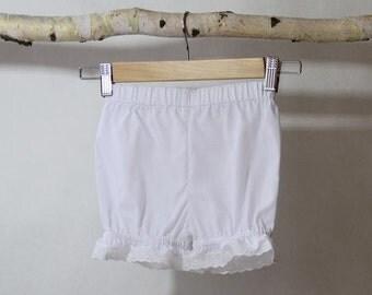 White Pantaloons