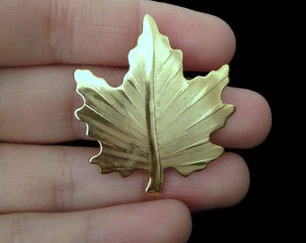 Thanksgiving Brooch - Thanksgiving Pin - Leaf Brooch - Leaf - Leaves - Brooch - Brooches and Pins - Fall Leaves - Fall Brooch - Autumn