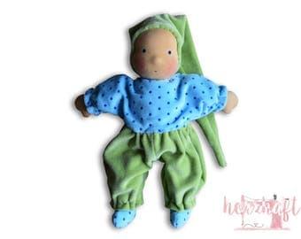 Stuffed doll Schlamperle