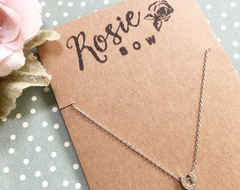 Dainty Necklace Card