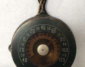 Vintage Farmer's Co-op Thermometer