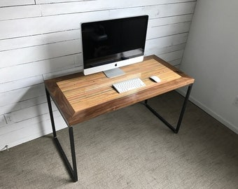 Recycled Skateboard Desk