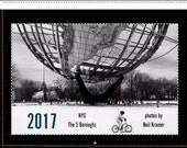 NYC Photo Calendar - The 5 Boroughs