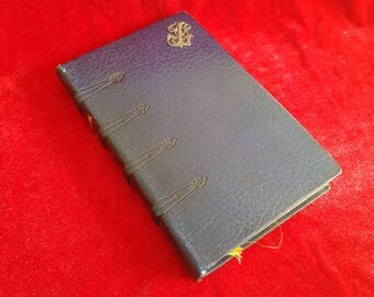 Missal 1911 Illustration Miss SOREL-