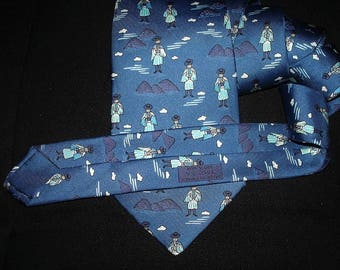 Hermes Silk Tie 7550 SA Made in France / PROMOTION! Free shipping. HERMES