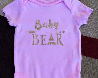 READY TO SHIP| Baby Bear Onsie| 6-9 month