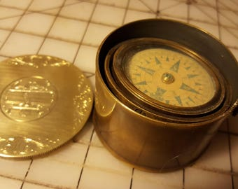 19th Century Pocket Compass (Reproduction)