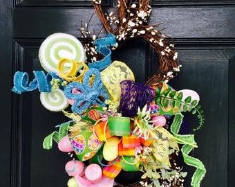 Lollipop Easter Bunny