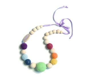 Nursing Necklace (babywearing necklace)