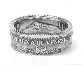 Silver Venezuela Bolivar
