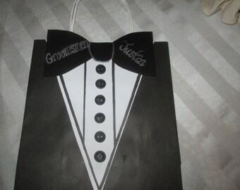 Best Man & Groomsmen Gift Bags