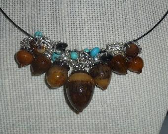 Acorn Necklace #80
