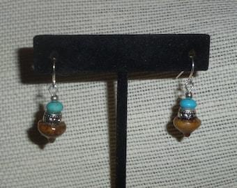 Acorn Earrings #91