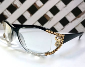 Swarovski Crystal Readers Reading Glasses  +1.75 +2.25 +2.50 +3.00 +4.00