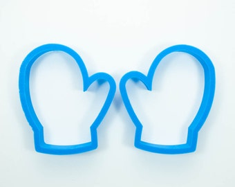 Pair of Mittens Cookie Cutter