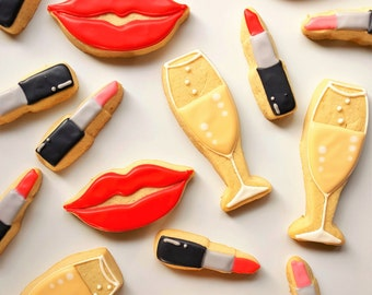 Girls Night Out Cookies