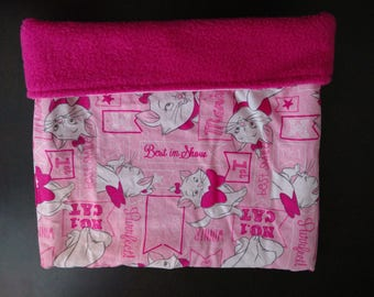 Aristocats Snuggle Sack for Hedgehogs and Other Small Animals