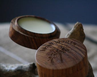 Apricot Oil Beeswax Lip Balm. Handmade in Nepal with 100% Natural Ingredients. FREE UK SHIPPING!
