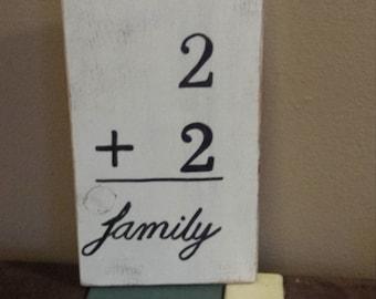 family flashcard