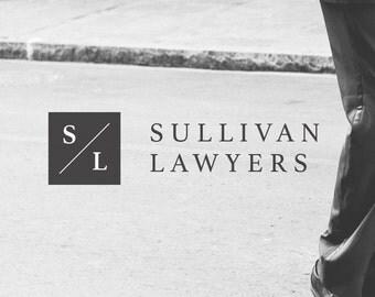 Premade Logo Design - Sullivan Lawyers