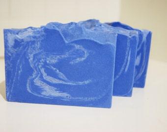 SALE!! Ocean Breeze handmade soap, natural soap, australian soap, Shae Scentials, cold process soap, cocoa butter